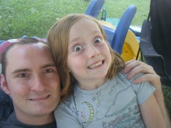 Father daughter date night is a great activity to do with your child.
