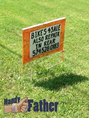 bike repair, local in Syracuse Indiana