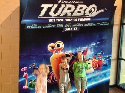 Dreamworks turbo movie review