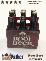 Henry Weinhard's Root Beer Review by Handy Father