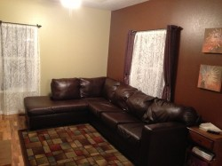 Leather sectional couch sofa maintenance
