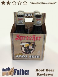 Sprecher Lo-Cal Root Beer Review