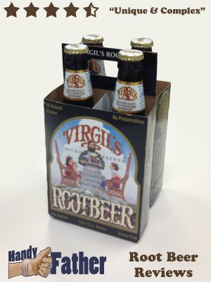 Virgil's Root Beer Review