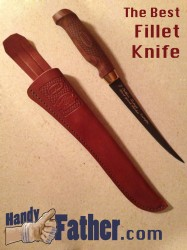 The best fillet knife. Where to buy the best fillet knife
