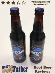 Americana Root Beer Review