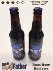 Americana Root Beer Review
