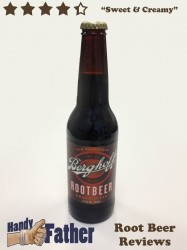 Berghoff Root Beer Review