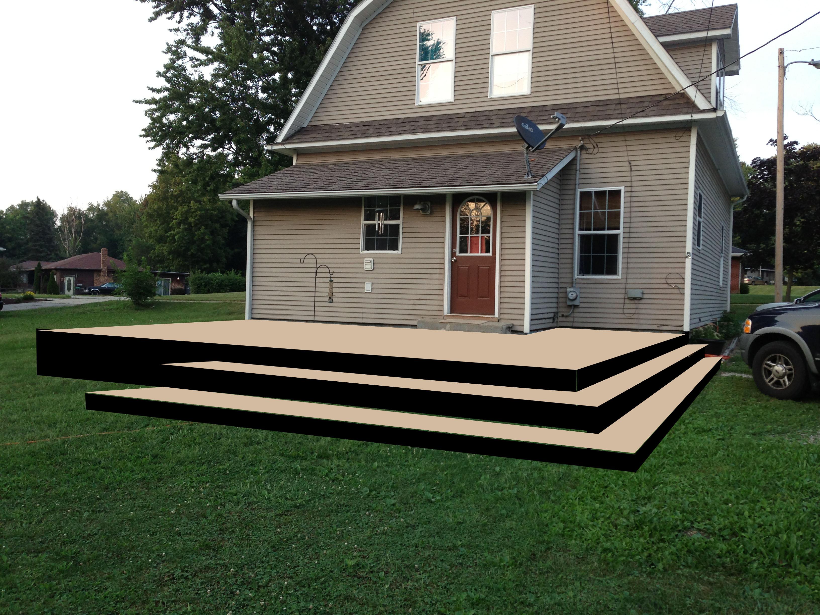 Diy deck design handy father