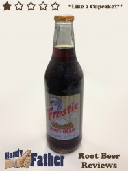 Frostie Vanilla Root Beer Review by HandyFather.com
