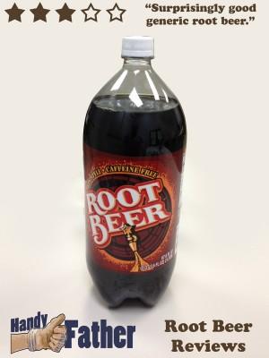 Walmart Keg Style root beer review