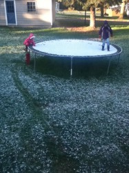 Early Snow? Play Outside!
