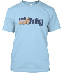 Handy Father Tee Shirt from Teespring