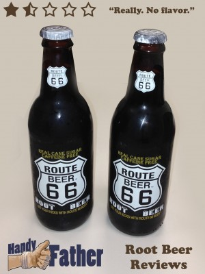 Route 66 Beer Root Beer Review