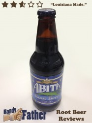 Abita Root Beer Review by Handy Father