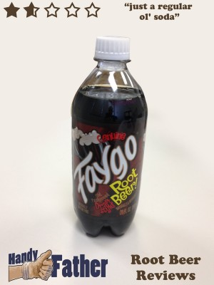 Faygo Root Beer Review