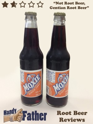 Moxie Root Beer Review