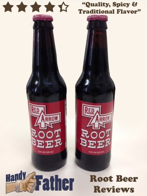 Red Arrow Root Beer Review by HandyFather