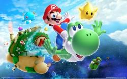 SUPER fun time playing games like Super Mario Galaxy 2