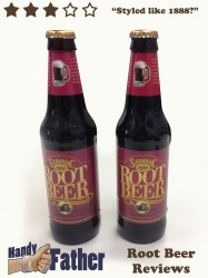 Saranac Root Beer Review