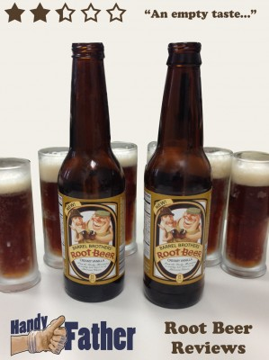 Barrel Brothers Creamy Vanilla Root Beer