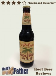 St. John Brewers Root Beer Review 4 out of 5 stars