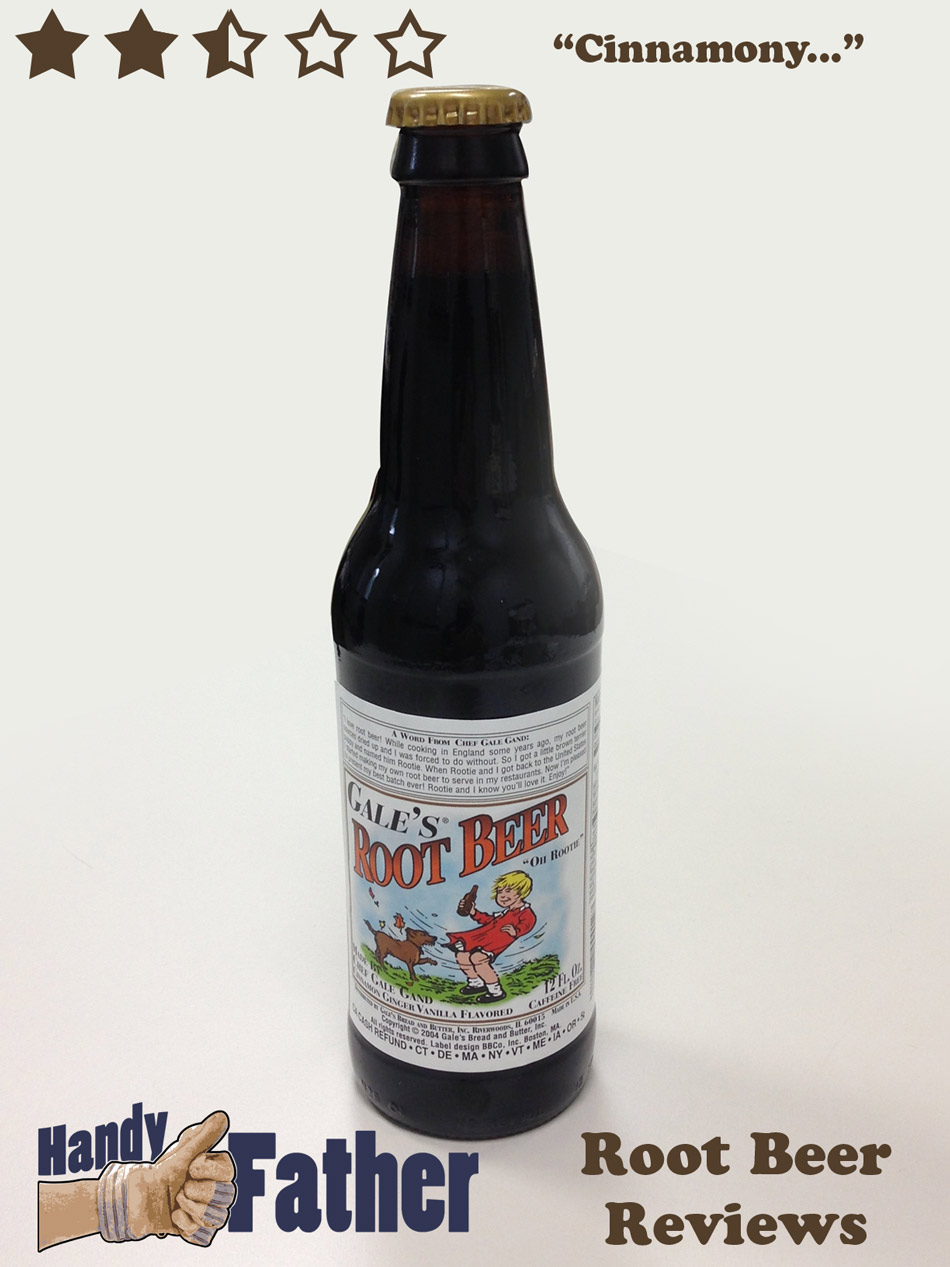 Gale's Root Beer Review