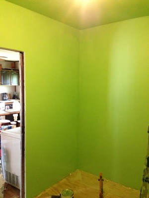 fresh-paint-on-new-drywall