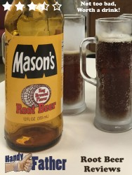 Mason's Root Beer Review